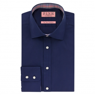 Каталог Men's Fraser Plain Classic Fit Button Cuff Shirt