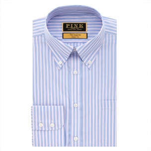 Каталог Men's Chatto Stripe Classic Fit Button Cuff Shirt