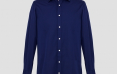 Каталог Men's Fraser Plain Classic Fit Button Cuff Shirt  - 2