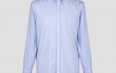 Каталог Men's Chatto Stripe Classic Fit Button Cuff Shirt  - 2